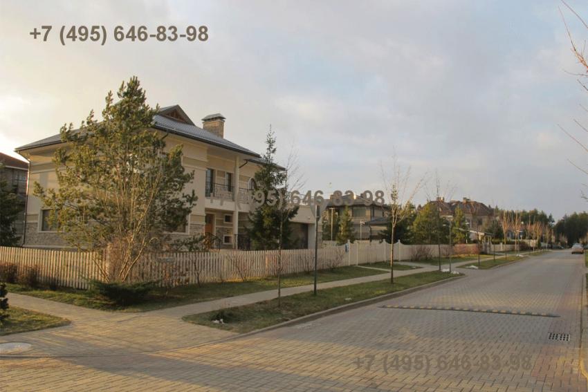 Коттеджный поселок Резиденции Бенилюкс 6