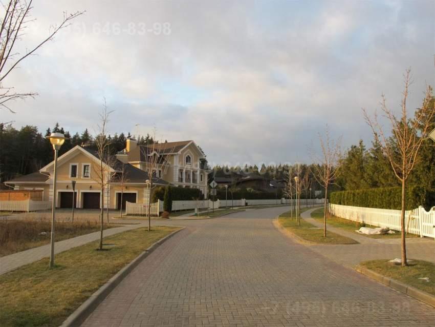 Коттеджный поселок Резиденции Бенилюкс 17