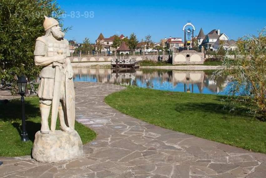 Коттеджный поселок Княжье озеро 29