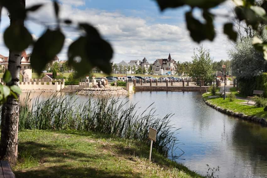 Коттеджный поселок Княжье озеро 24