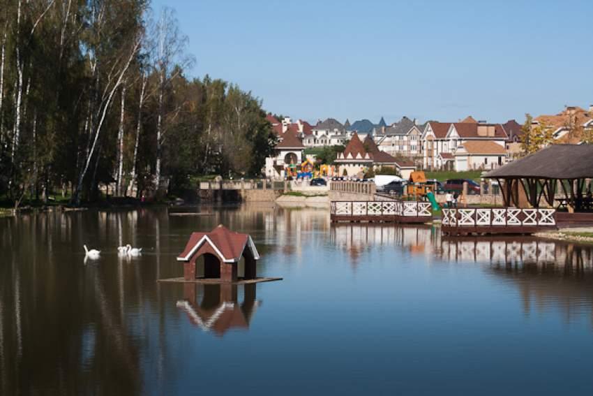 Коттеджный поселок Княжье озеро 1