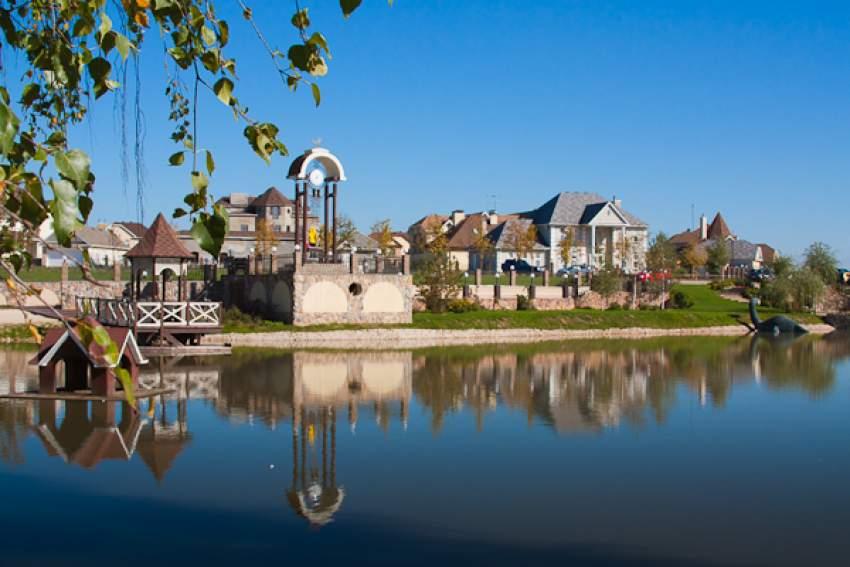 Коттеджный поселок Княжье озеро 31