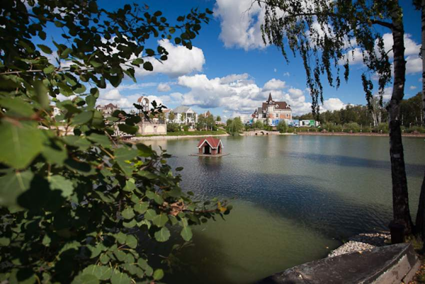Коттеджный поселок Княжье озеро 3