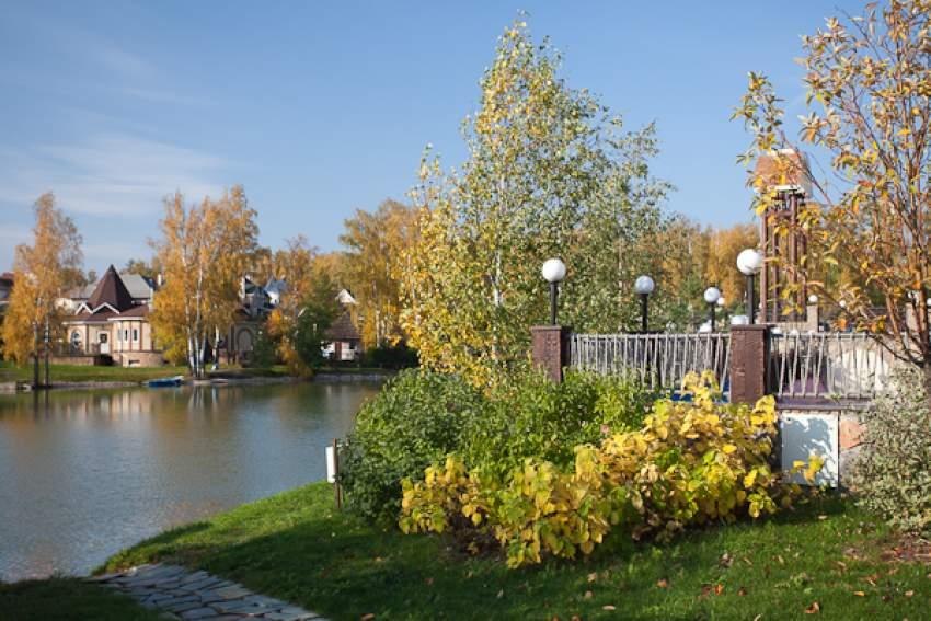 Коттеджный поселок Княжье озеро 38