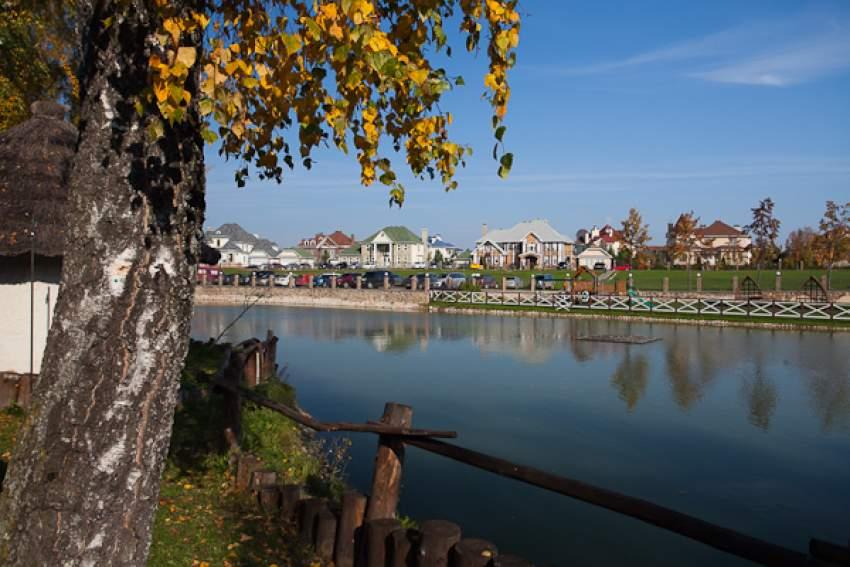 Коттеджный поселок Княжье озеро 40