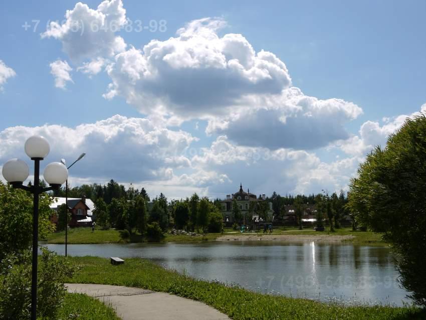 Коттеджный поселок Глаголево-Парк 101