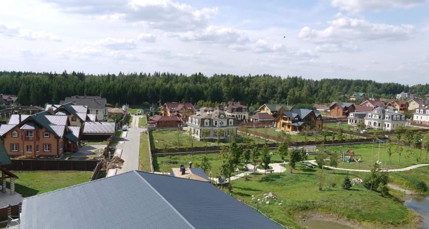 Коттеджный поселок Глаголево-Парк 9