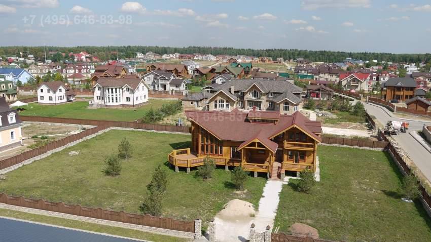 Коттеджный поселок Глаголево-Парк 75
