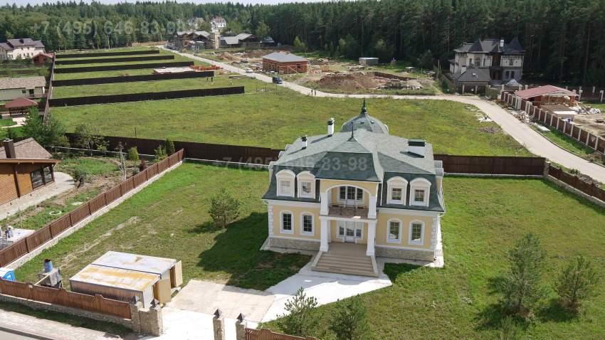 Коттеджный поселок Глаголево-Парк 100