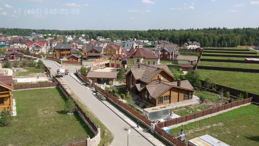 Коттеджный поселок Глаголево-Парк 118