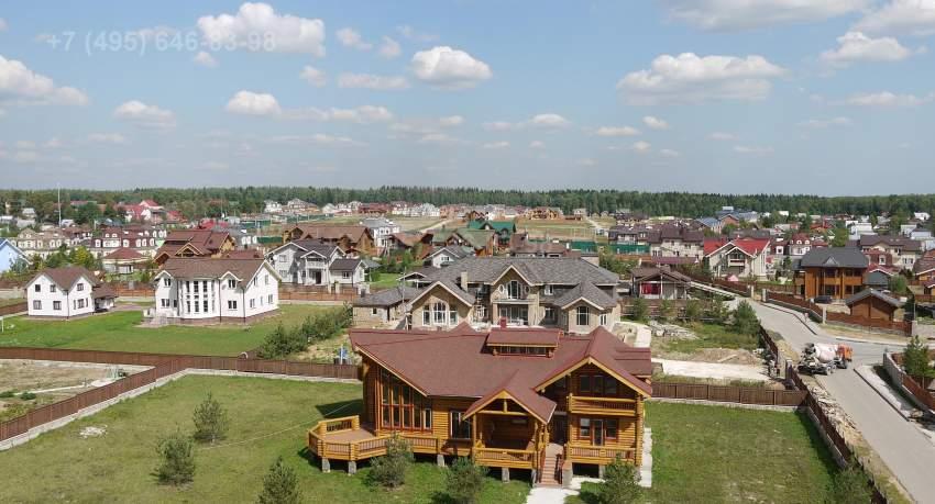 Коттеджный поселок Глаголево-Парк 124