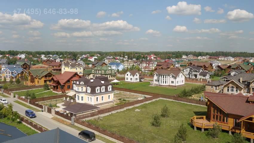 Коттеджный поселок Глаголево-Парк 125