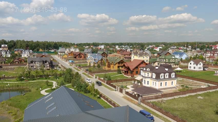 Коттеджный поселок Глаголево-Парк 107