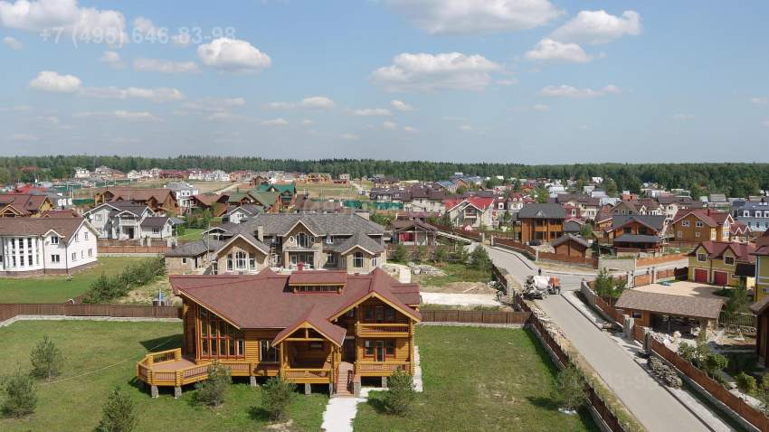 Коттеджный поселок Глаголево-Парк 68