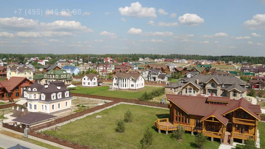 Коттеджный поселок Глаголево-Парк 128