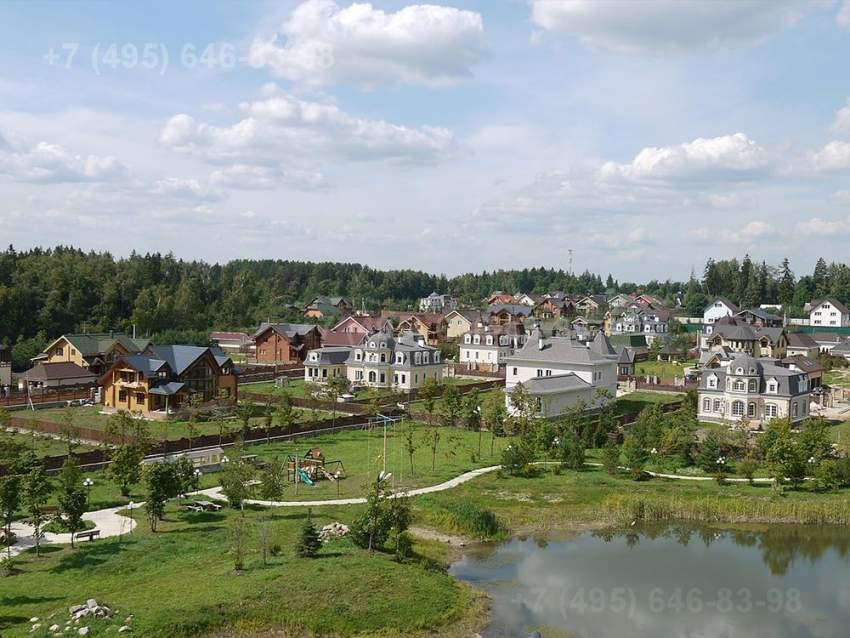 Коттеджный поселок Глаголево-Парк 1